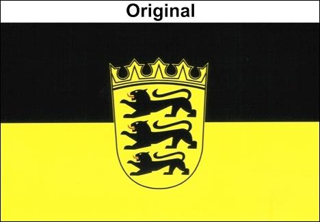 Baden-Württemberg: Original